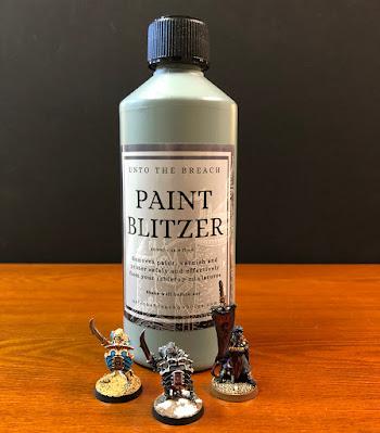 Paint Blitzer Bottle