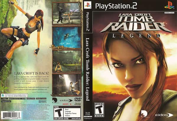 """Descargar Lara Croft Tomb Raider - Legend para PlayStation 2 en formato ISO región NTSC y PAL en Español Multilenguaje Enlace directo sin torrent. Es el primer videojuego de la serie que no ha sido desarrollado por Core Design ya que esta empresa quebró, dejando a la saga en manos de Crystal Dynamics. Fue lanzado enEuropa el 7 de abril de 2006 y en Estados Unidos el 11 de abril de 2006 para PlayStation 2, PC, Xbox y Xbox 360. En el proyecto winehq (wine Head Quarters) es uno de los juegos que está clasificado como """"platinum"""" por lo que puede jugarse sin fallas en linux mediante wine."""