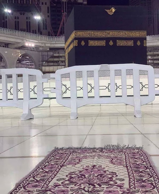 SAUDIA ARABIA considers limiting HAJJ pilgrims amid COVID-19 fears