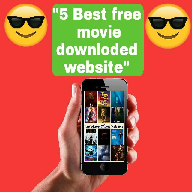 Top 5 best free movie downloaded websites 2019- In hindi