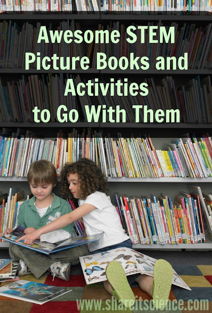 STEM picture books and STEM activities