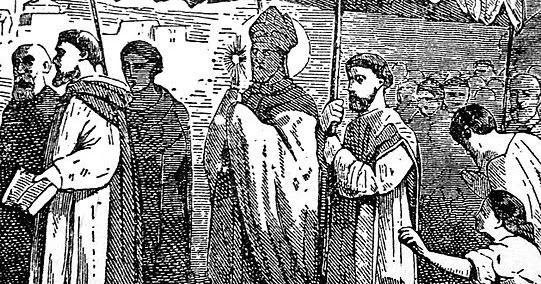 Valabris istoria les saints cavaliers ou les saints de glace - Date des saint de glace 2017 ...