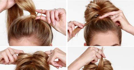 Wondrous Cute Hair Bow Hairstyles Ideas Entertainment News Photos Short Hairstyles For Black Women Fulllsitofus