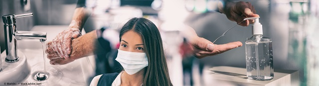 آثار فيروس كوفيد-19 على الاستدامة والتكنولوجيا