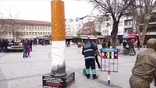 بلدية تركية لموظفيها: اترك التدخين واربح 42 دولارا شهريا