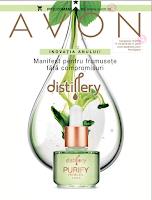 AVON Promotii + Catalog-Brosura № 15 2019