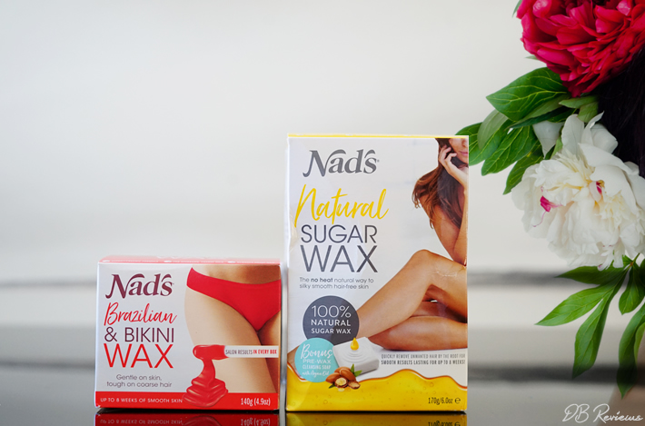Win A Bundle Of Hair Removal Products From Nad's