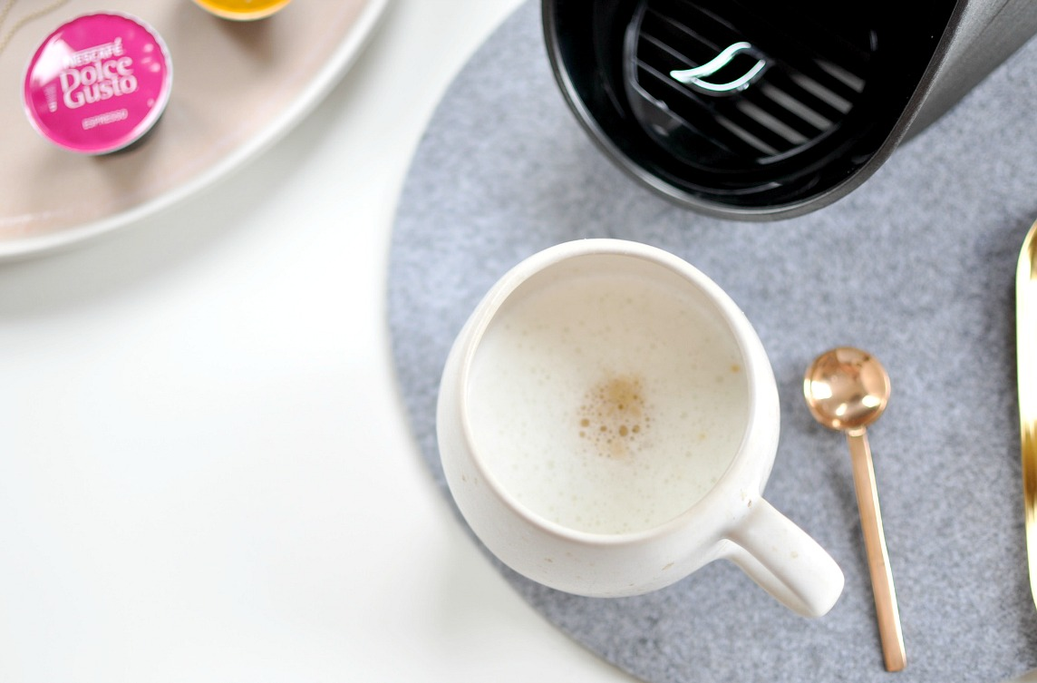coffee ritual, the coffee pod, dolce gusto coffee, nescafe dolce gusto, dolce gusto movenza, morning routine, mama life,