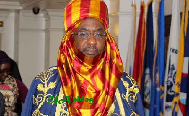 Emir sanusi faces dethronement as Kano govt commences investigation