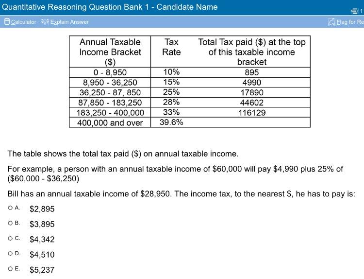Quantitative Reasoning (UKCAT Tips)