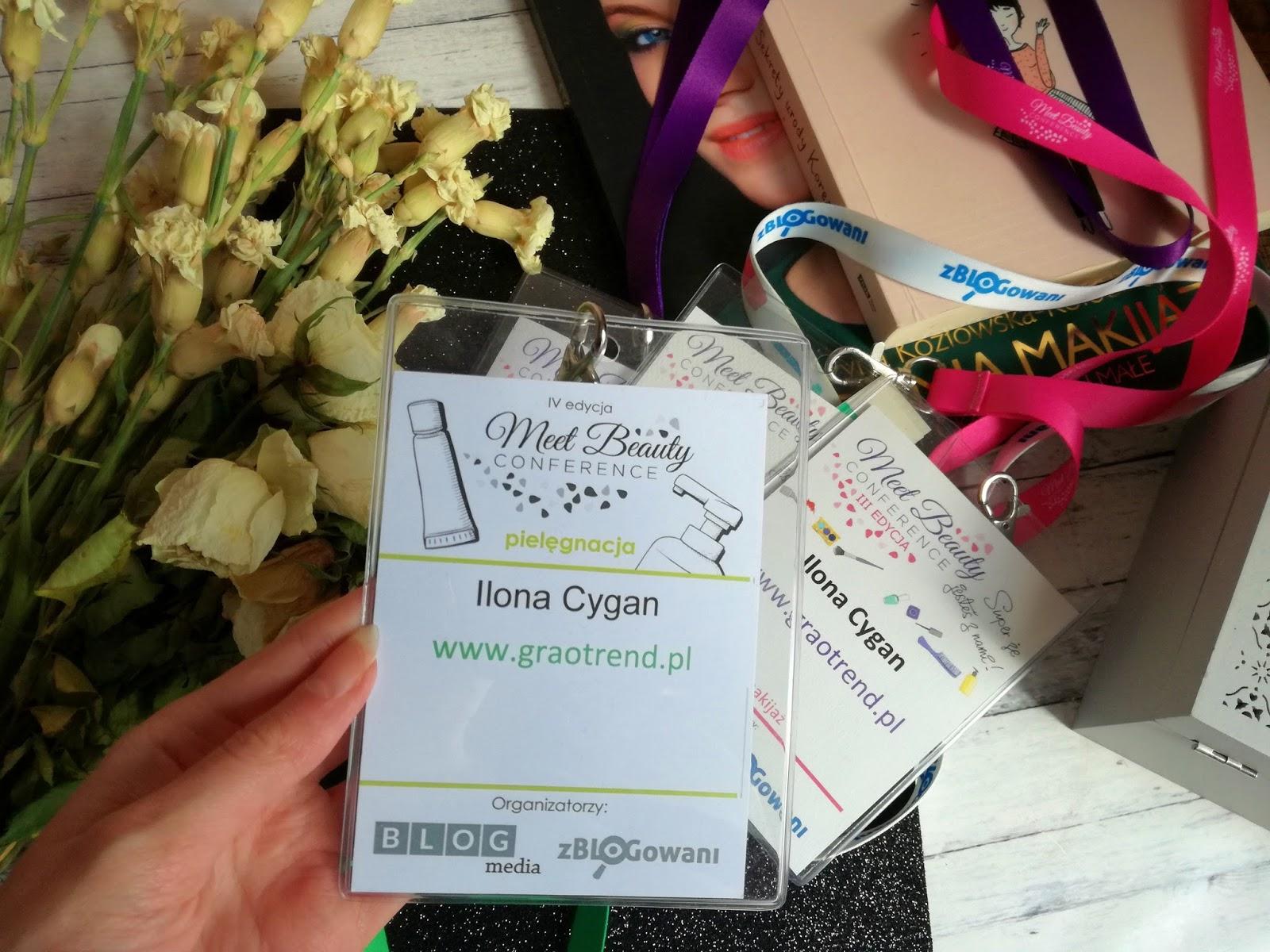 Meet Beauty IV - dlaczego warto brać udział w konferencjach blogowych
