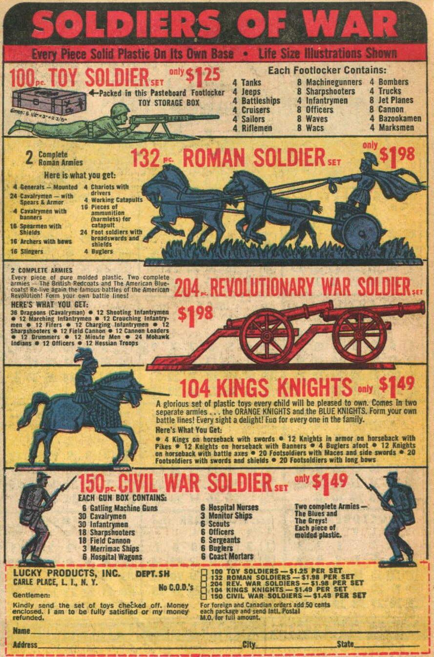 Toy Armies 1