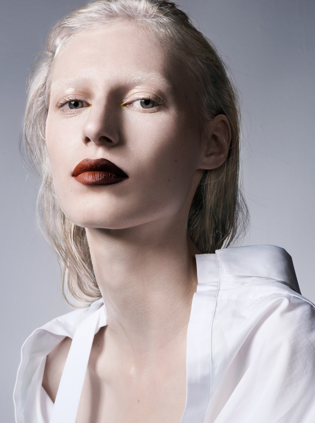 Smile: Julia Nobis In The Sunday Times Style January 2017