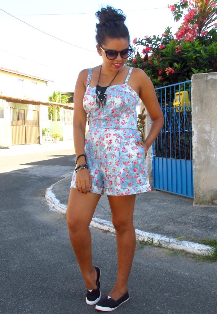 Macaquinho Floral, Look Stille Shop