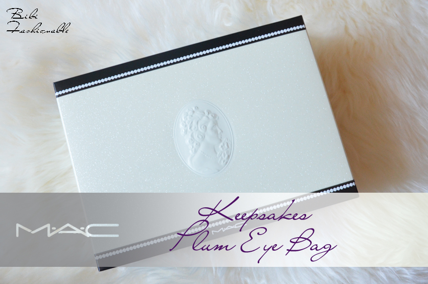 Keepsakes Plum Eye Bag Produktbild