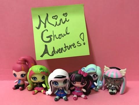 Monster High Mini Adventures! Story Arc 1