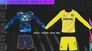 Tight Kit Body Mod Season 2021