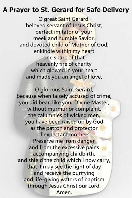 Powerful Prayer for Safe Delivery