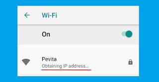 Tidak Bisa Mendapatkan Alamat IP, inilah penyebabnya