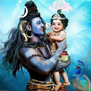 Lord Krishna Images, Lord Krishna with Lord Shiva, Lord Krishna Images, Photos, Paintings, 3d Wallpaper for Desktop, Mobile and Laptop