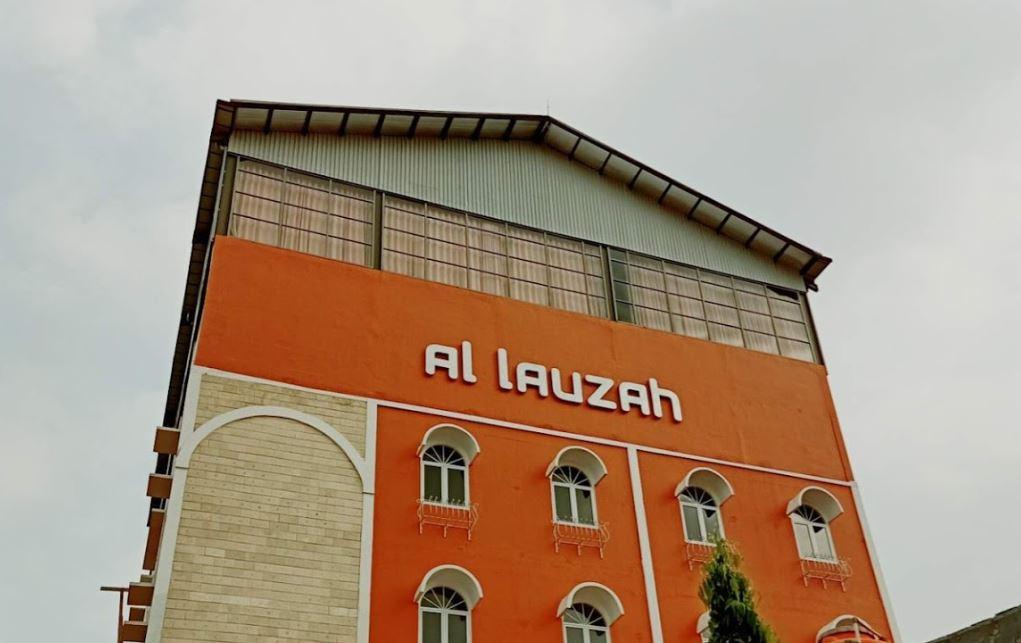 gedung sdit al lauzah
