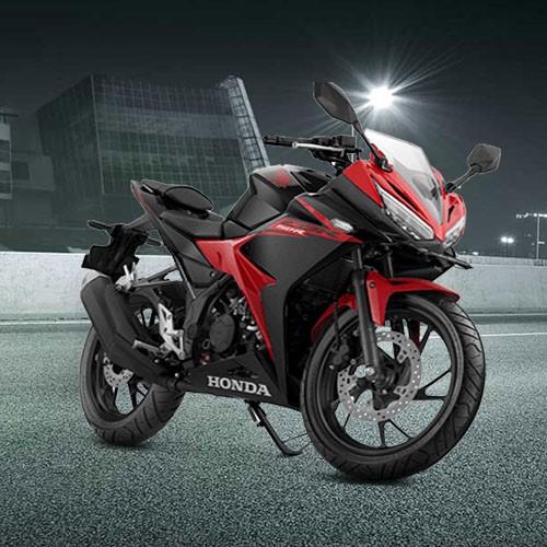All New Honda CBR150R Black