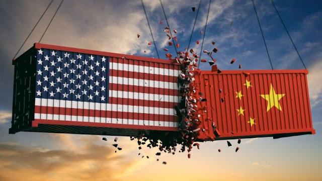 US Blacklist Huawei China