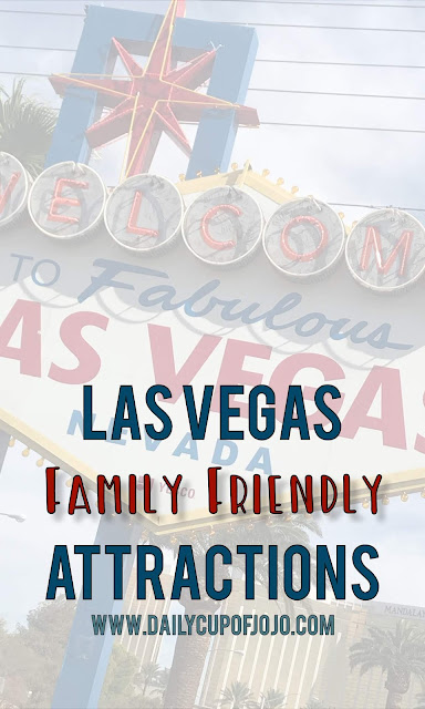 When most people think of Vegas, kid-friendly are not exactly the first words that come to mind. Sin City is known as America's playground. However, it is often overlooked that Las Vegas has a plethora of family activities to choose from. Just because you have young ones traveling with you doesn't mean you have to limit your activities. Read on for all of the family-friendly things to do in Las Vegas.