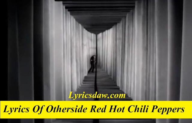 Lyrics Of Otherside Red Hot Chili Peppers | Californication