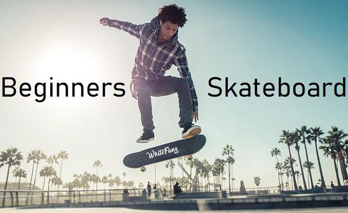 WhiteFang - Best Budget Skateboard for Beginners (Under $50)