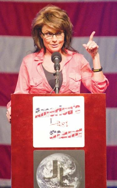 Palin Breaks With McCain On Gay Marriage Ban - CBS News