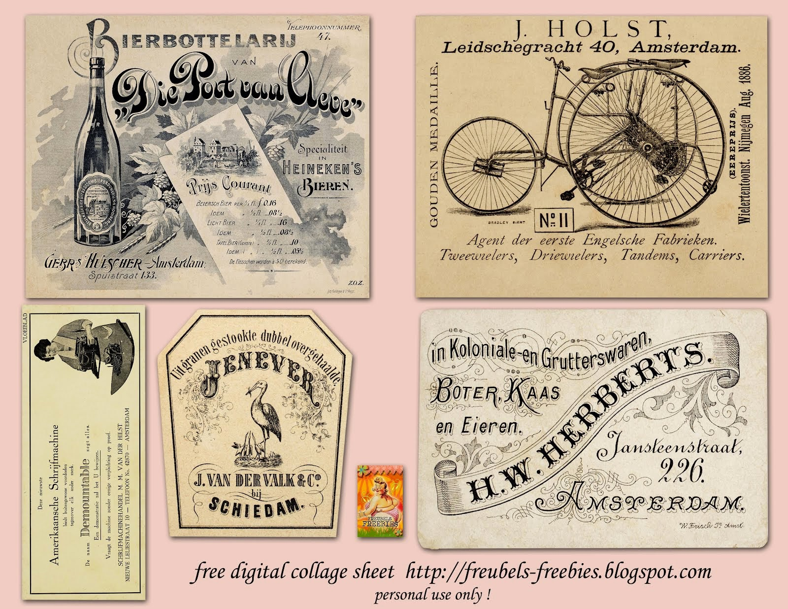photo about Free Printable Vintage Images referred to as Netherlands: Totally free Printable Typical Labels. Oh My Fiesta