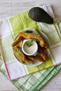 Панирано авокадо
