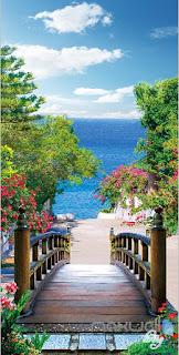 Contoh Wallpaper Pemandangan Pantai
