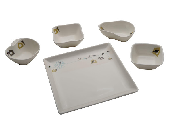 Spruce up your dining table with fine crockery from Ficus Fine Living