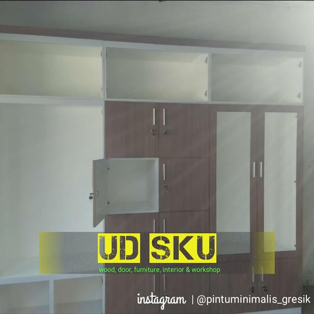 Kusen pintu jati interior gresik surabaya murah