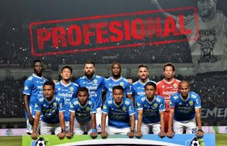Persib Bandung Nyaris Sempurna sebagai Klub Profesional Lisensi AFC
