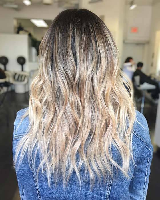 23+ Blonde Highlights Ideas For brown hair that Are Great For Summer 2019