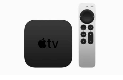 Apple launches the next generation of Apple TV 4K