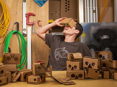Game Android Virtual Reality Terbaik Untuk Google CardBoard