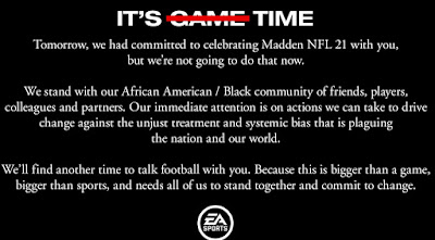EA Tunda Madden NFL 21