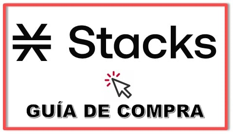 Comprar y Guardar en Monedero STACKS (STX) Tutorial Español Paso a Paso