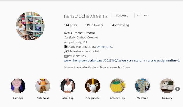 Neri's Crochet Dreams
