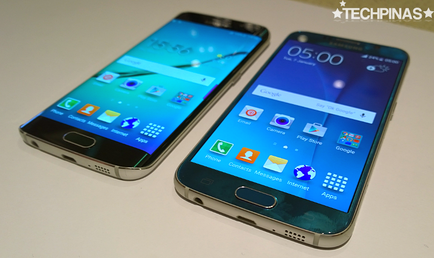 Samsung Galaxy S6 vs S6 Edge, Samsung Galaxy S6 Philippines