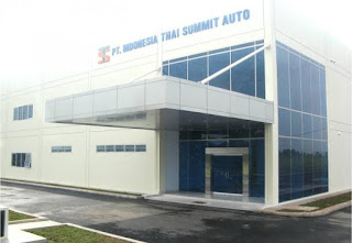 Lowongan Kerja Terbaru Via Email di Karawang PT Indonesia Thai Summit Auto KIIC