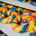 幸せを運んでくる虹色のベーグル ウィリアムズバーグ