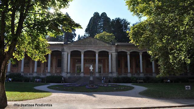 Trinkhalle de Baden-Baden (Baden-Württenberg)