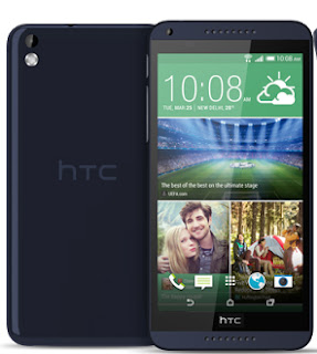 HTC Desire D816h Official Firmware Download
