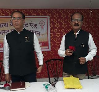 जिला केमिस्ट एन्ड ड्रगिस्ट एसोसिएशन की नई कार्यकारिणी घोषित, अध्यक्ष मनोज अगनानी एवं सचिव शरद जैन को बनाया