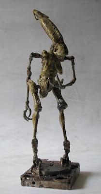 Escultura de Alien